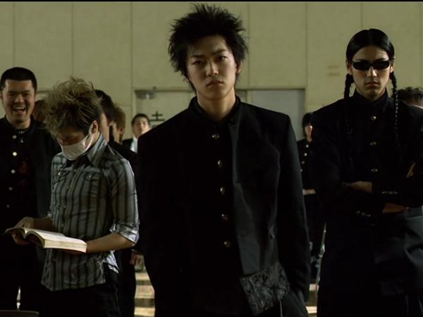 桐島ヒロミ役の大東俊介さんが出てきた瞬間、館内では黄色い歓声が上がりました